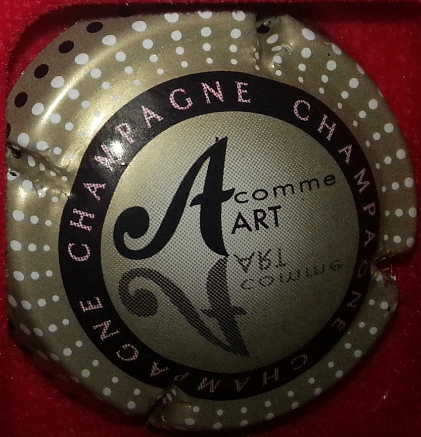 CAPSULE DE CHAMPAGNE GENERIQUE N°799c*